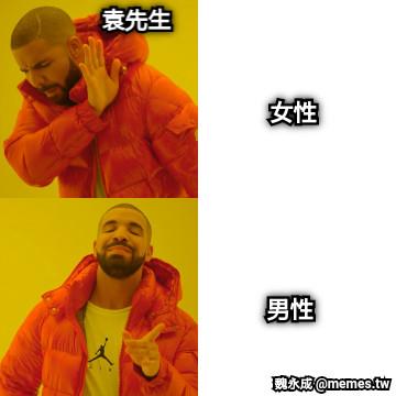 袁先生 女性 男性 文字可以拖動與旋轉!!!!