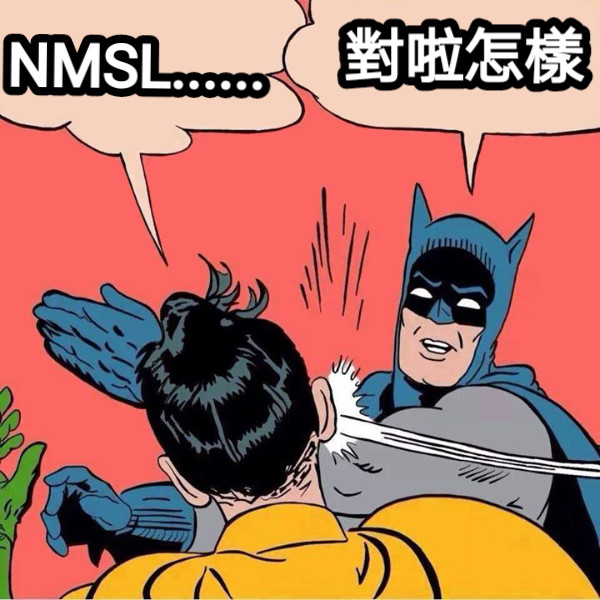 NMSL...... 對啦怎樣