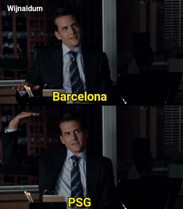 Barcelona PSG Wijnaldum